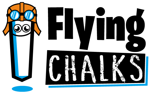 Flying Chalks Logo